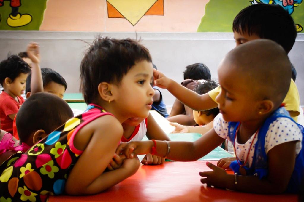 Kanchana Paati Kids3