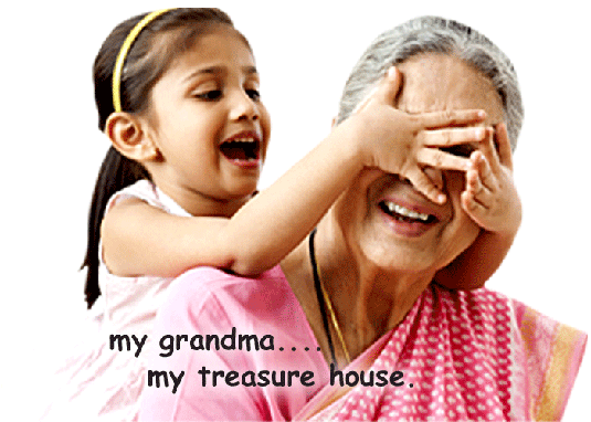 Kanchana Paati My Grandma's Place